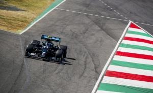 Bottas y Hamilton vuelven a la normalidad en Mugello