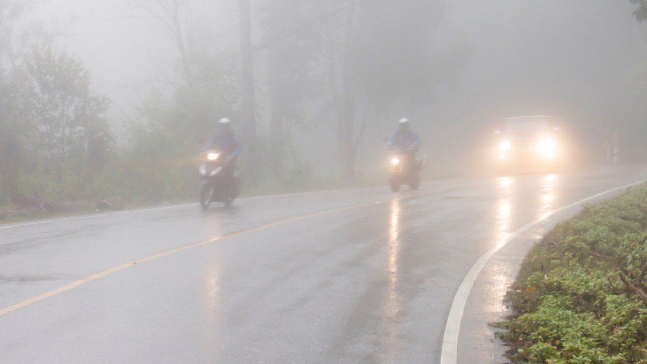 Reconocimiento de objetos entre la niebla, nueva tecnología de conducción autónoma