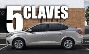 Las 5 claves del Dacia Logan 2021, un sedán de bajo coste totalmente nuevo