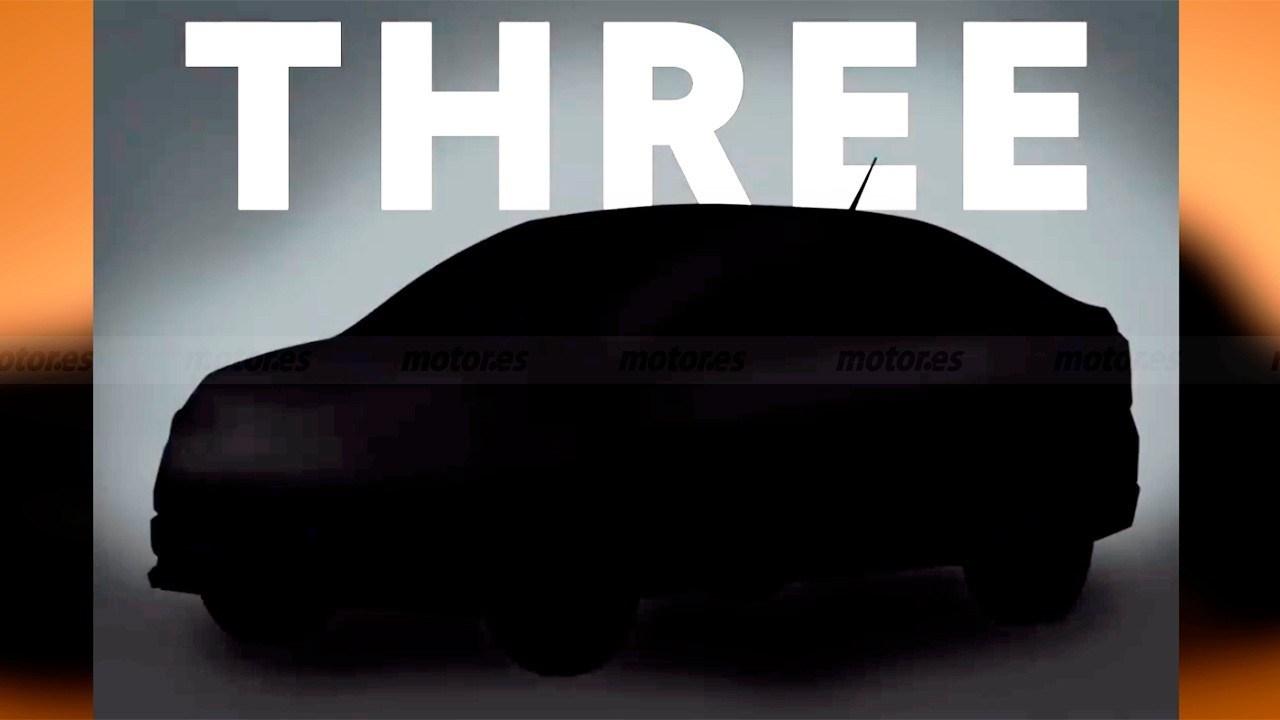 El nuevo Dacia Logan 2021 se insinúa en este primer teaser oficial