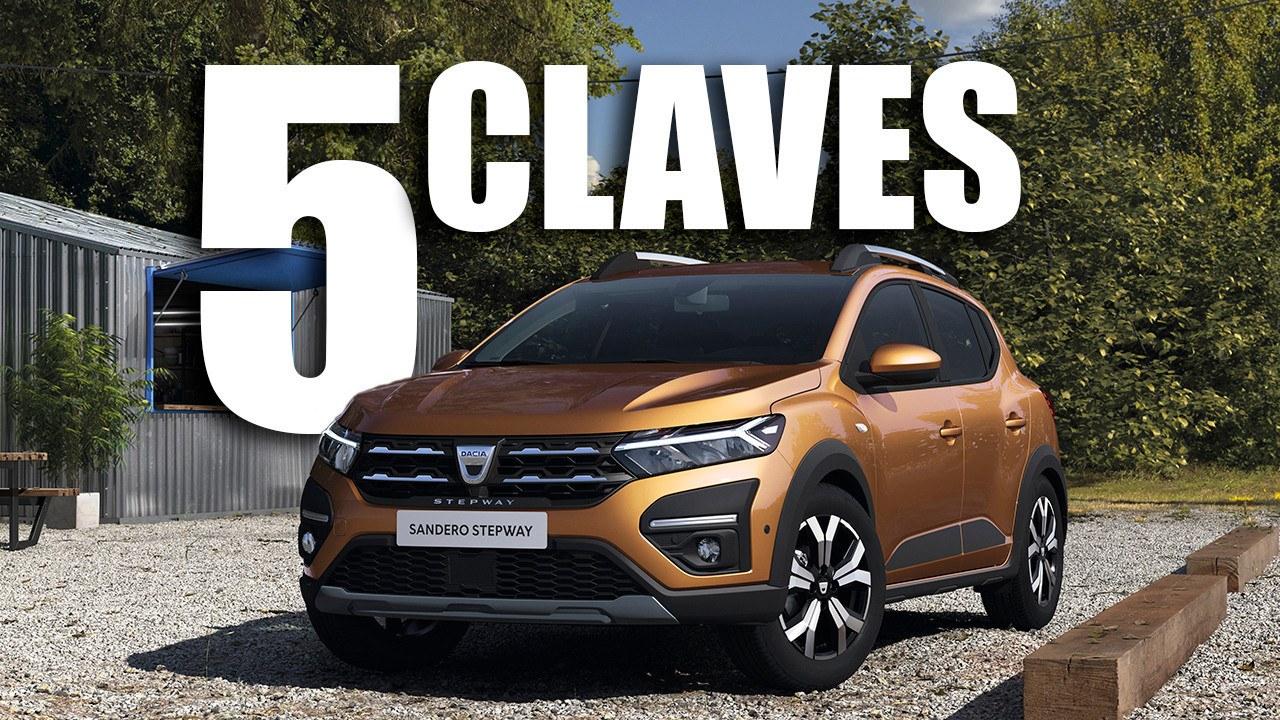 La tercera generación del Dacia Sandero en 5 claves