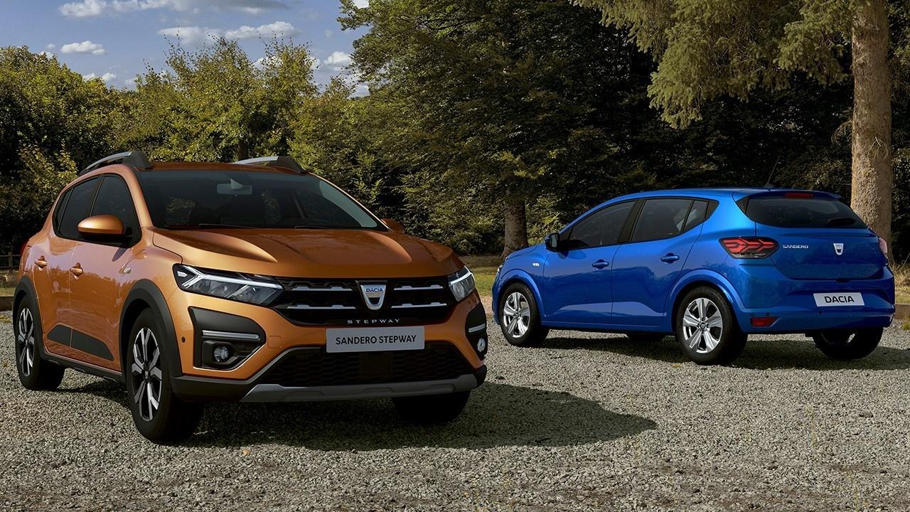 ¡Desvelado! El nuevo Dacia Sandero 2021, y su versión Stepway, entran en escena