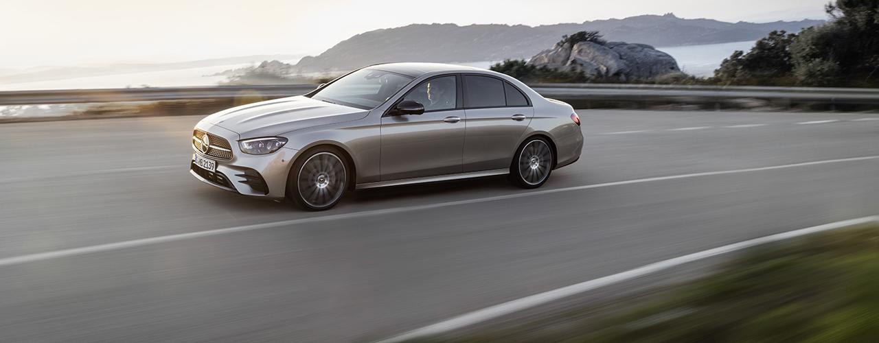 Prueba Mercedes Clase E 2020, símbolo de vanguardia (con vídeo)