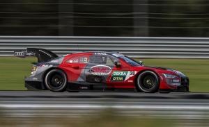 Düval y Frijns dominan los libres del DTM en el circuito de Assen