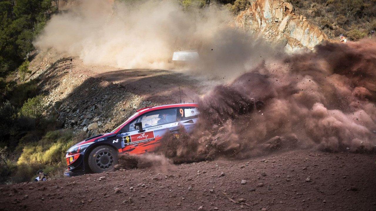 El incombustible Sébastien Loeb es el primer líder del Rally de Turquía