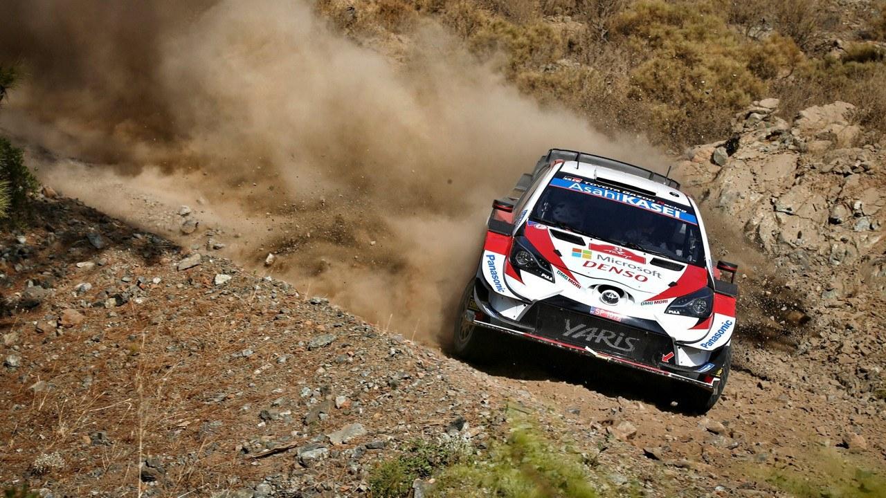 Elfyn Evans supera el caos de la última etapa y gana el Rally de Turquía