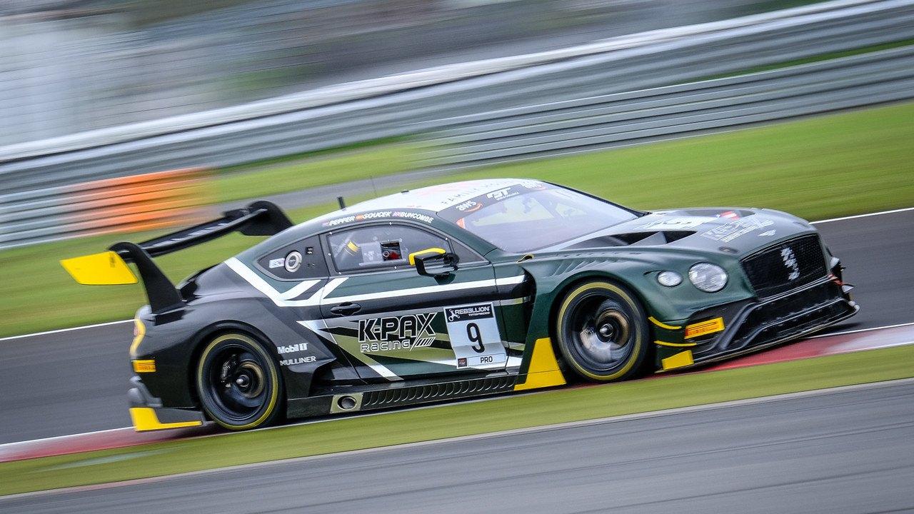 La Endurance Cup del GTWC Europe regresa con las 6 Horas de Nürburgring