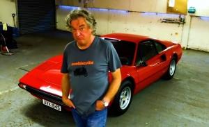 James May vende su célebre Ferrari 308 GTB y nos explica los motivos [vídeo]