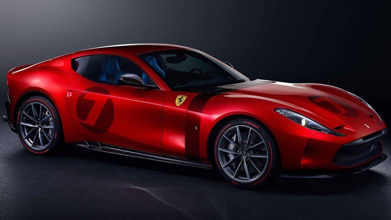 Ferrari Omologata, una joya sobre ruedas única