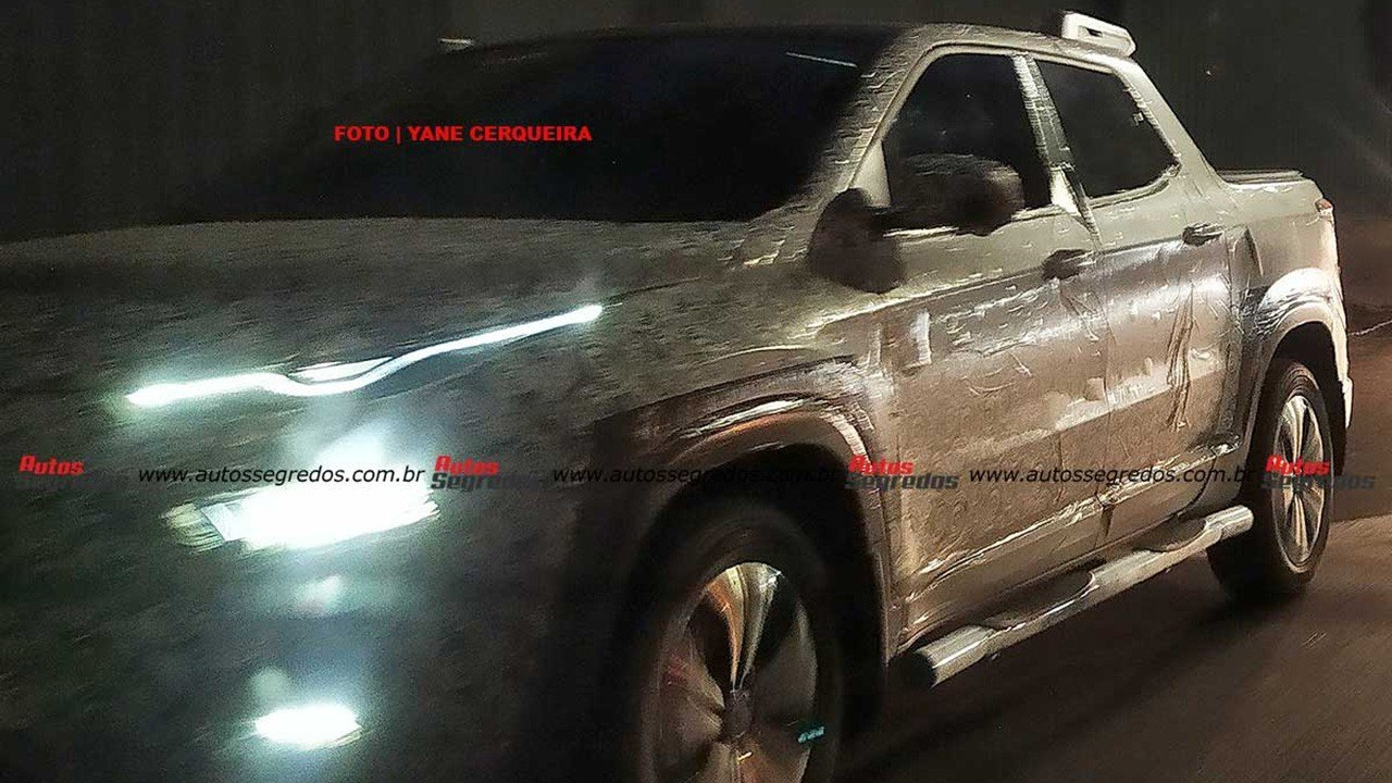 FIAT Toro 2022, el exitoso pick-up brasileño sufrirá una importante actualización
