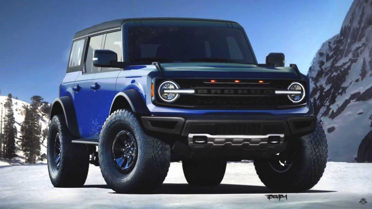 ¡Cazado! Los prototipos del Ford Bronco Raptor ya están rodando en la calle