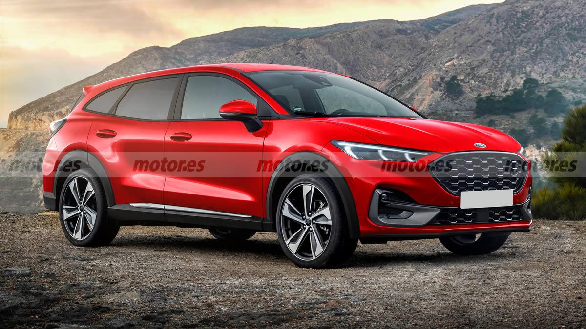 Adelantamos el futuro Ford Evos, el crossover que transformará al Mondeo en 2021