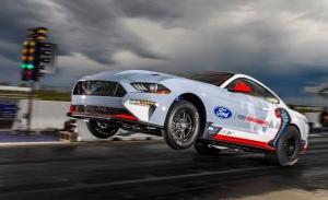El Ford Mustang Cobra Jet 1400 es más salvaje de lo anunciado ¡+1.500 CV a las ruedas!