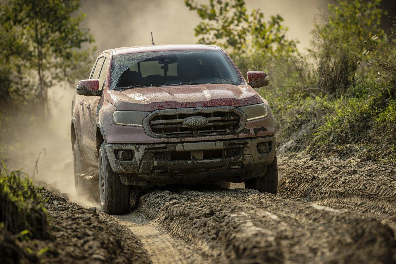 El nuevo Ford Ranger Tremor es casi el Ranger Raptor que no está disponible en EEUU