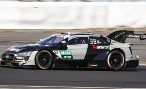 Green y Müller lideran los libres del DTM en la variante corta de Nürburgring