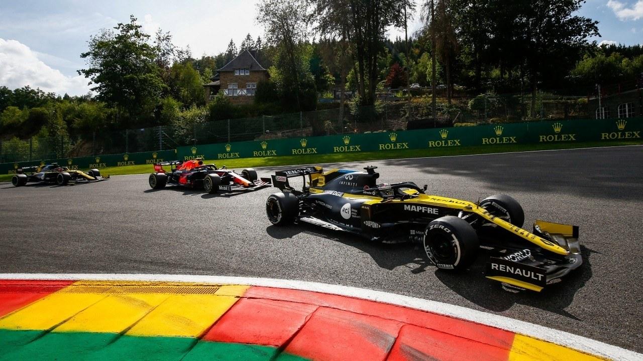 ¿Ha encontrado Renault el truco del RS20? Ricciardo da pistas