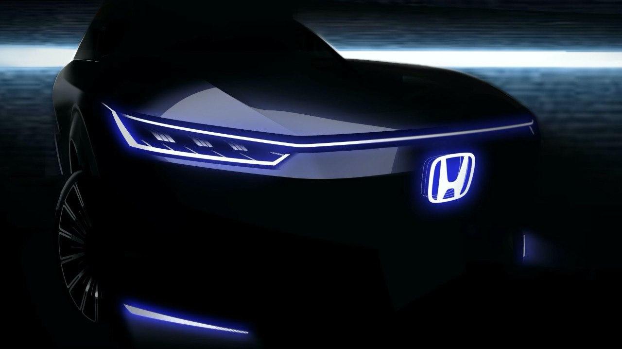 Honda va a presentar un misterioso concept eléctrico en China