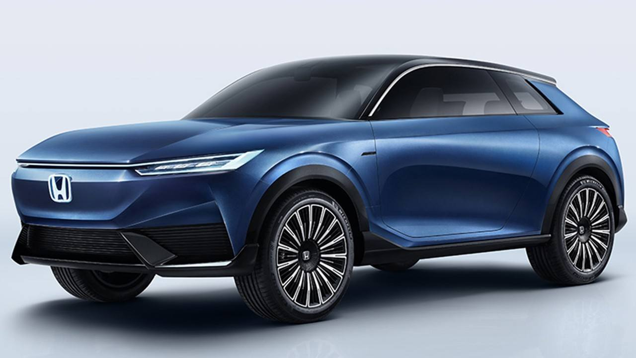 Honda SUV e:concept, la antesala de un nuevo coche eléctrico destinado a China