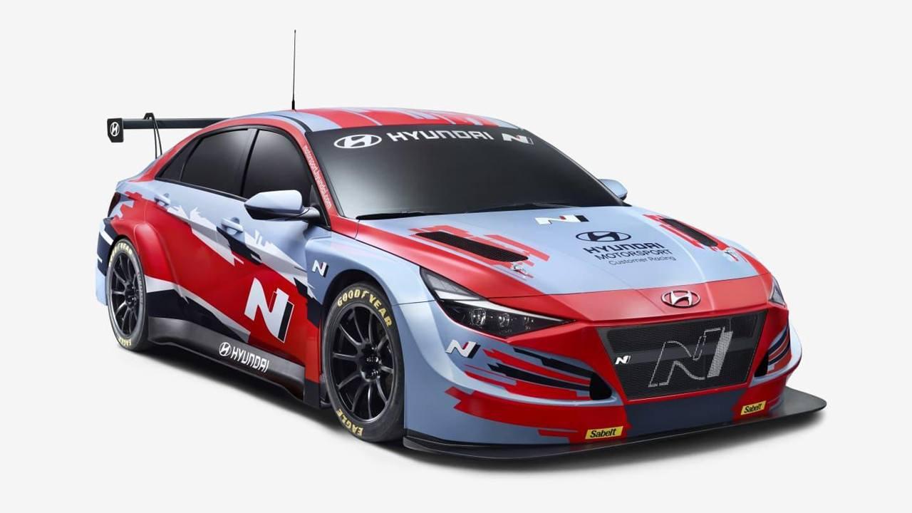 Hyundai Elantra N TCR: el tercer TCR de la marca es una realidad