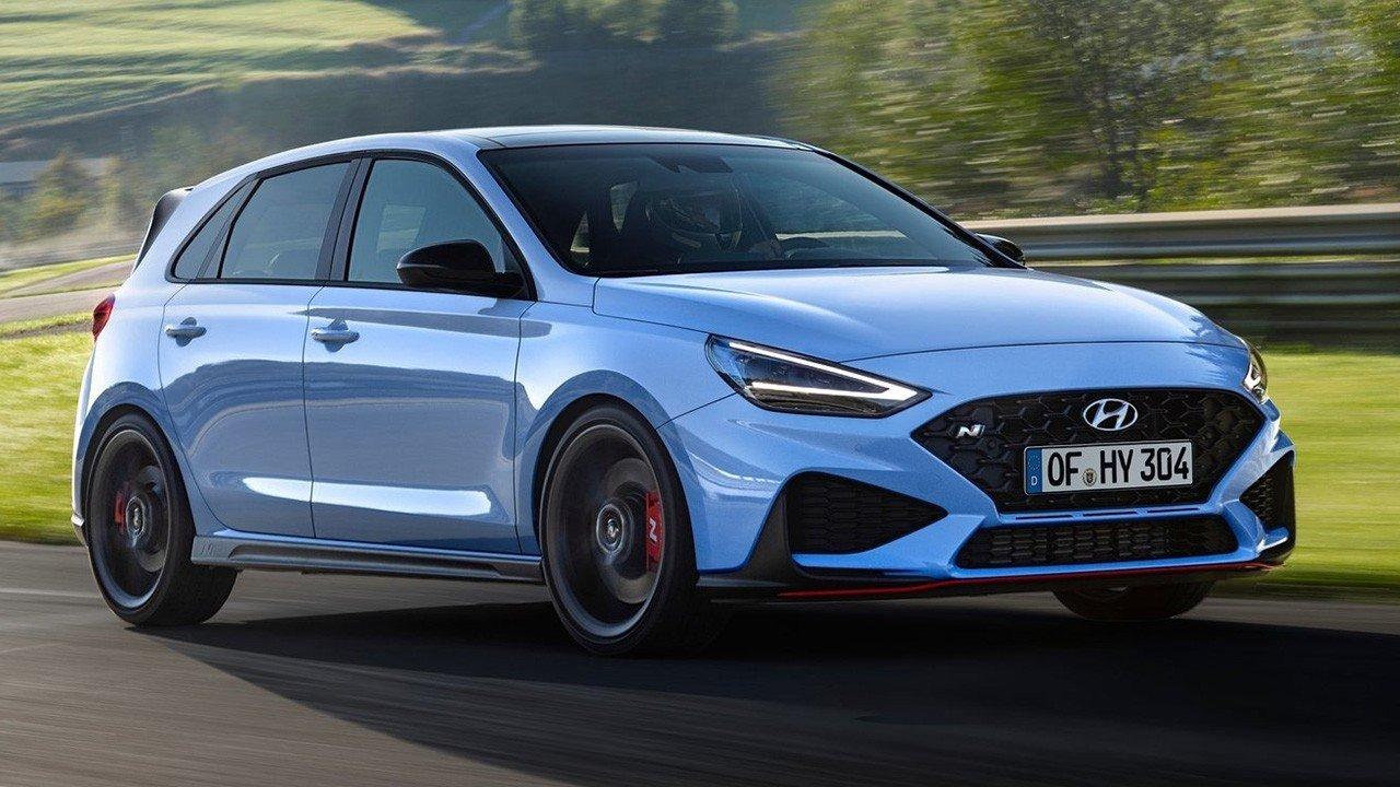 Hyundai i30 N 2021, el deportivo coreano se pone al día con grandes mejoras