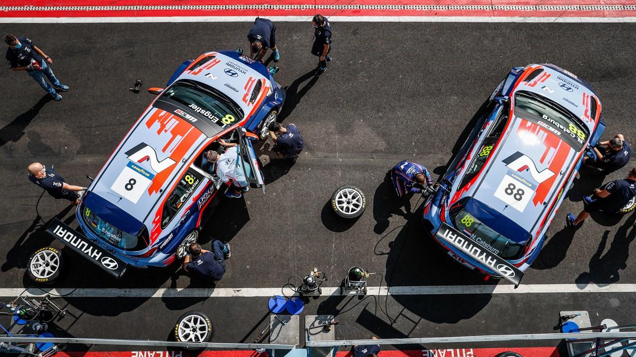 Hyundai Motorsport retira sus TCR de la cita del WTCR en Nürburgring