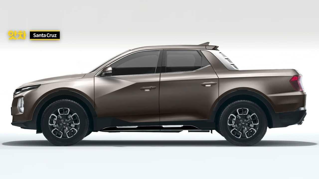 Oficial: el Hyundai Santa Cruz compartirá plataforma con el nuevo Tucson 2021