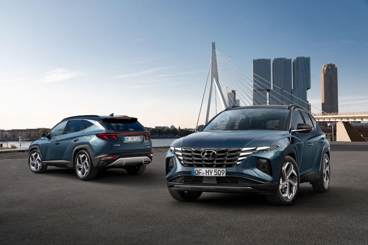 El revolucionario Hyundai Tucson 2021 en 5 claves