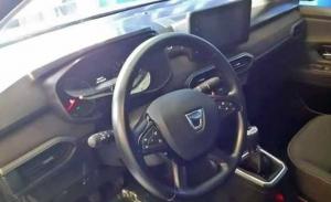 ¡No esperes más! El interior del nuevo Dacia Sandero 2021 queda al descubierto