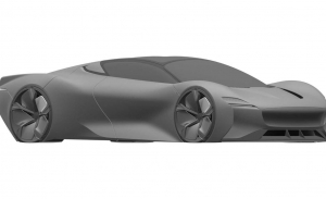 Filtrado un superdeportivo secreto de Jaguar gracias a sus patentes