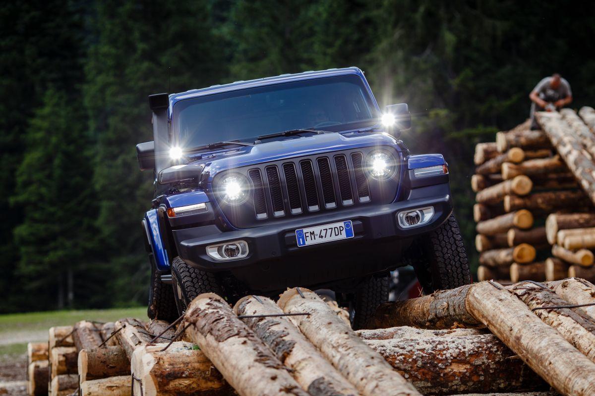 Jeep presenta las nuevas ediciones 80th Anniversary para toda la gama