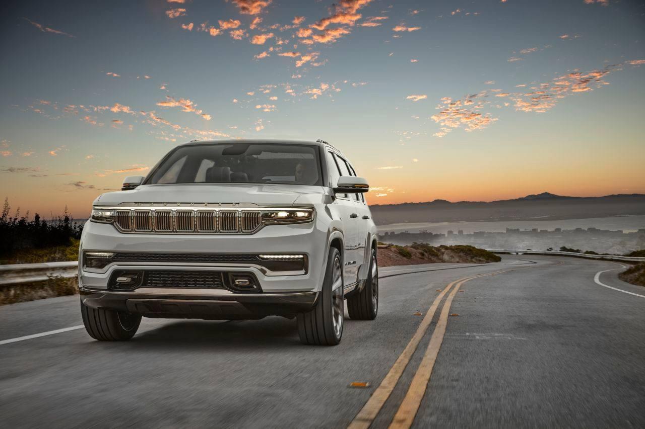 El nuevo Jeep Grand Wagoneer va a contar con una variante de batalla larga