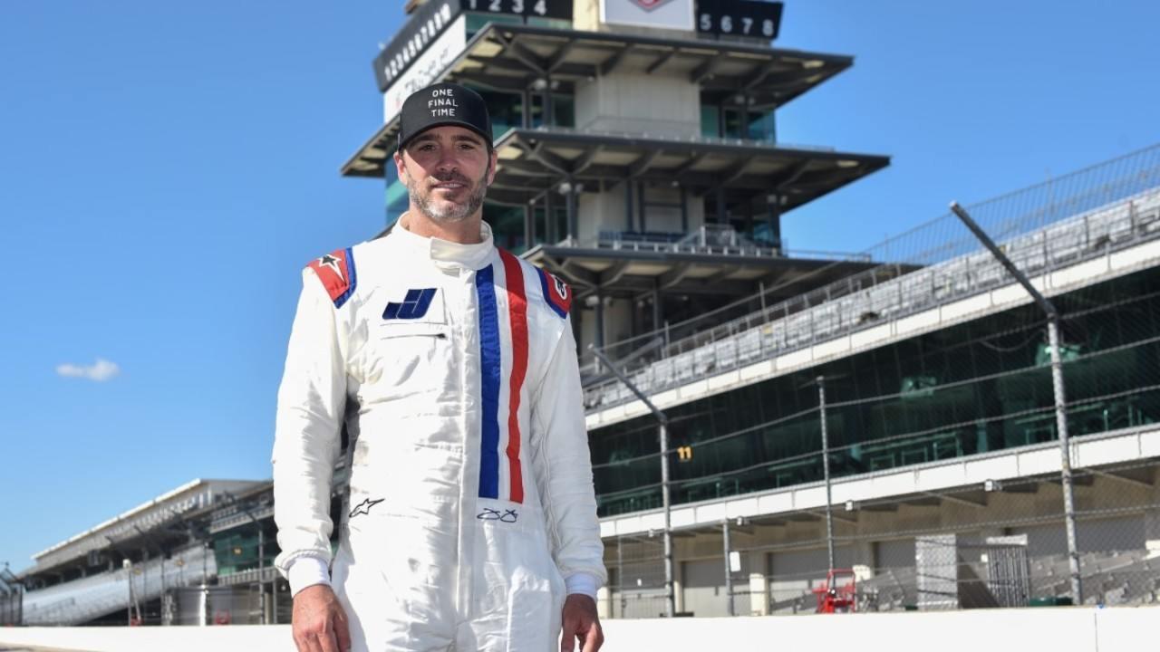 Jimmie Johnson se pasa a IndyCar: correrá con Ganassi en circuitos ruteros