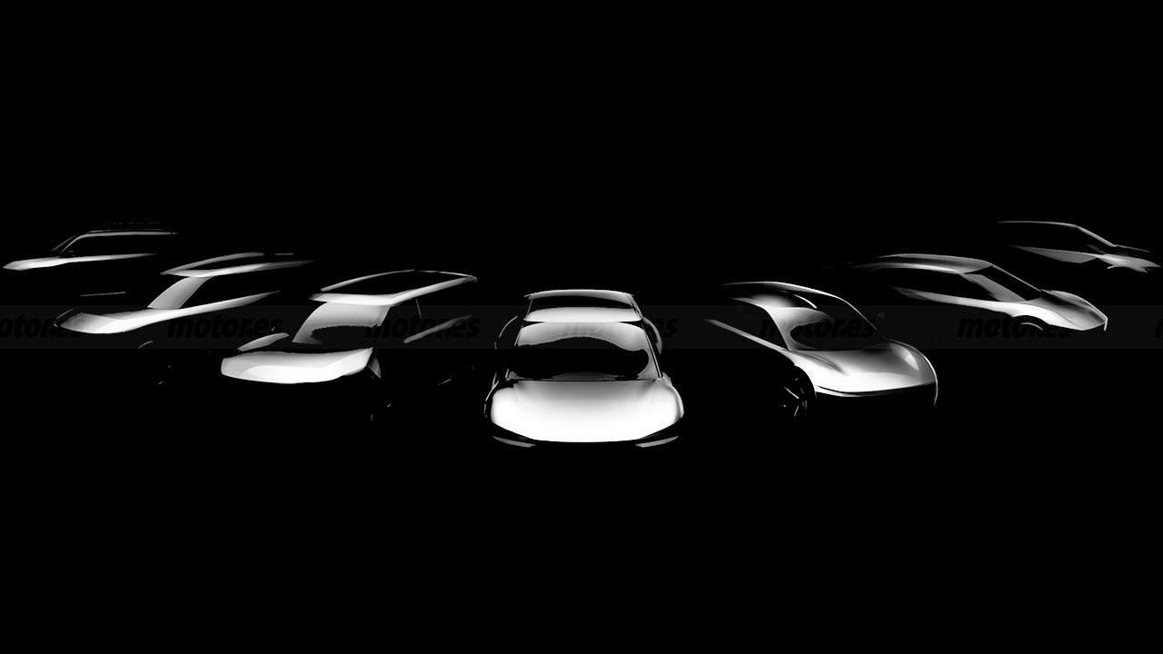 KIA anuncia 7 nuevos coches eléctricos de cara al año 2027