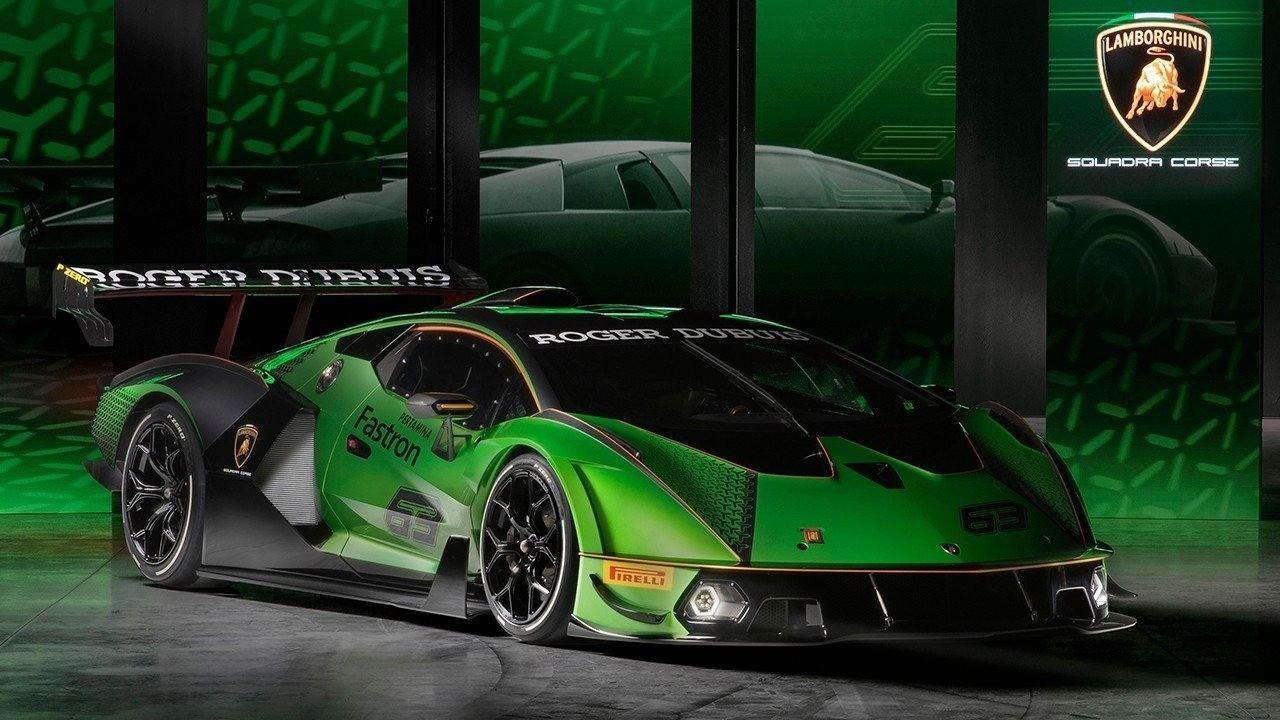 Lamborghini muestra los secretos del radical Essenza SCV12 en un interesante vídeo