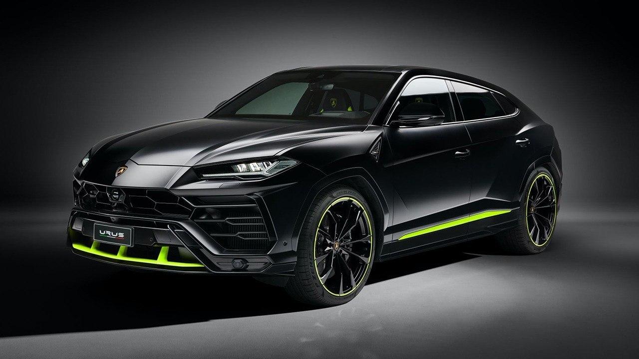Lamborghini Urus Graphite Capsule, un mayor nivel de personalización
