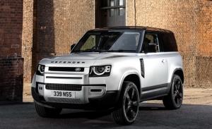Land Rover presenta el nuevo Defender 90, junto a nuevos motores para 2021