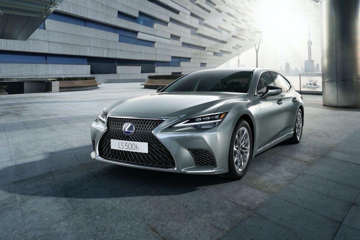 El Lexus LS 2021 llegará a finales de año solo como híbrido