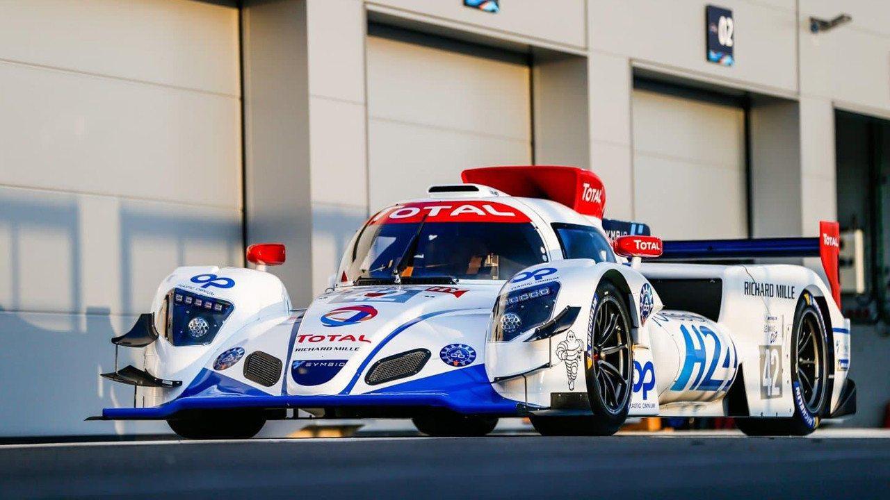 El LMPH2G da otro paso hacia el futuro con hidrógeno de Le Mans