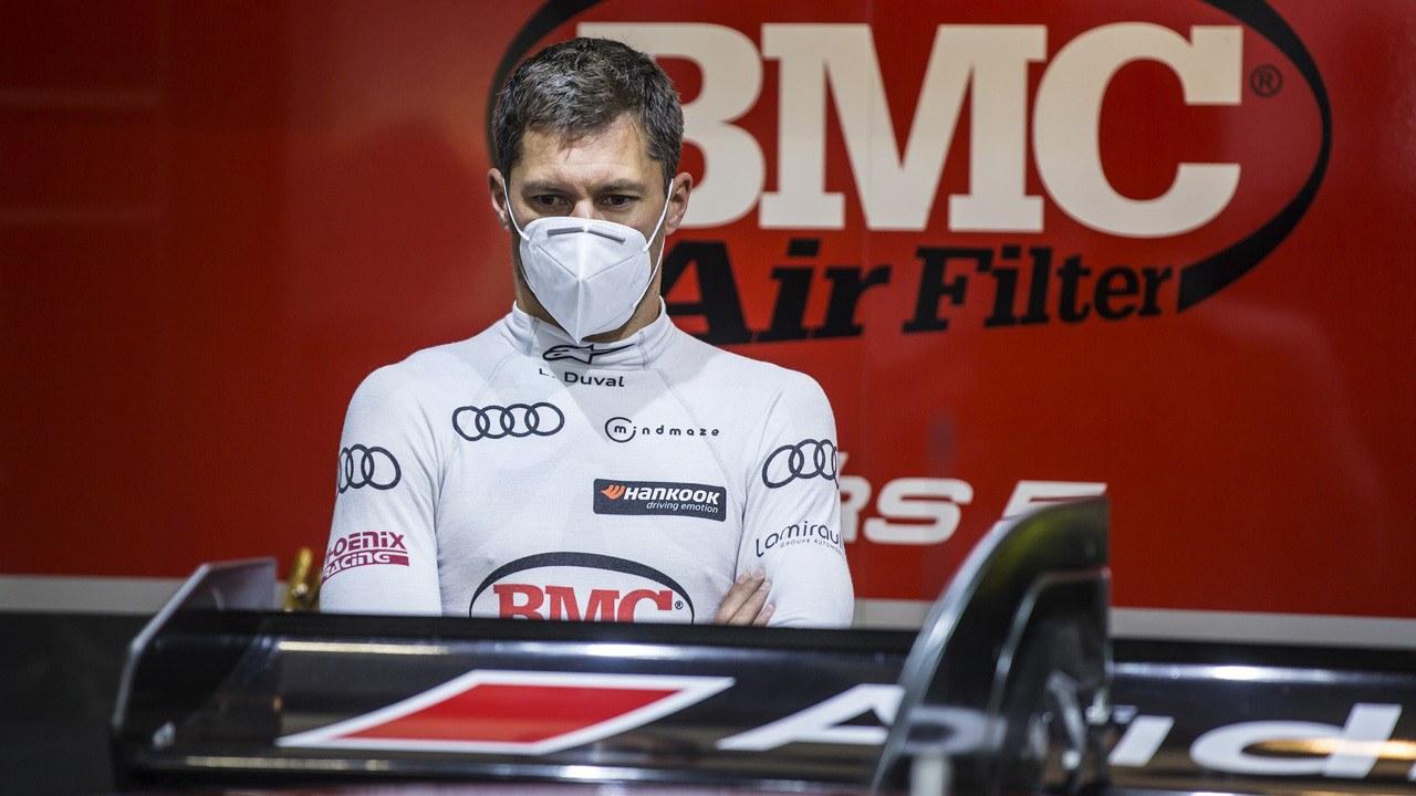 Loïc Duval logra la primera pole del DTM en Assen por 34 milésimas
