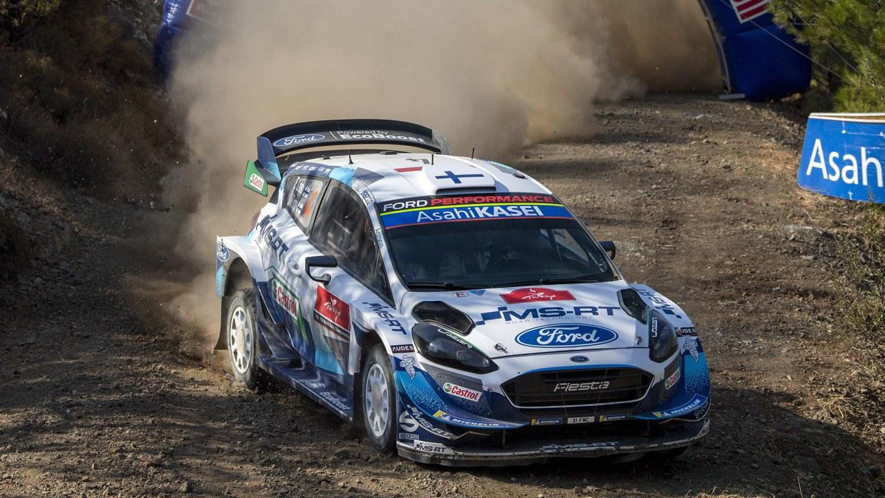 M-Sport no hará una sesión de test previa al Rally de Italia-Cerdeña