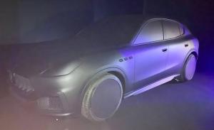 El diseño exterior del nuevo Maserati Grecale al descubierto en estas fotos espía
