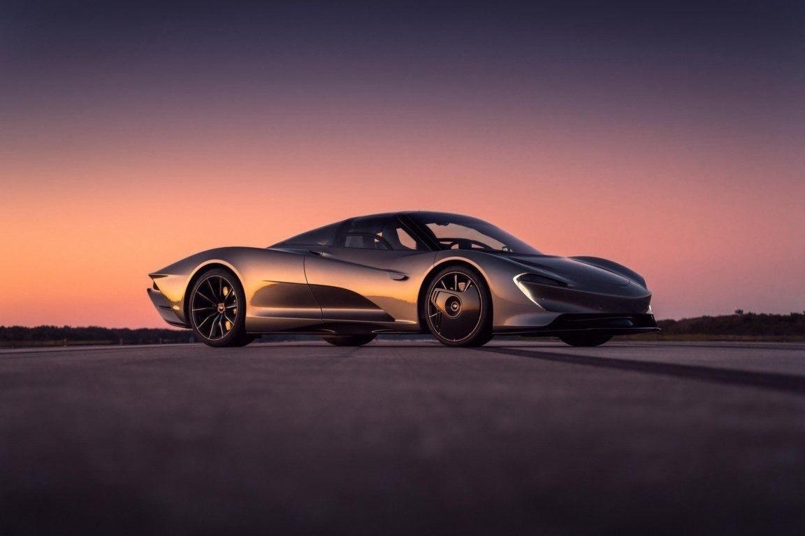 McLaren mira al futuro: ofrecerá deportivos puramente eléctricos a partir de 2035