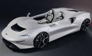McLaren recorta drasticamente la producción del exclusivo Elva