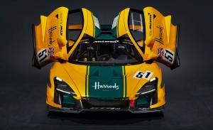 Mclaren desvela los espectaculares y exclusivos Senna GTR LM de edición limitada