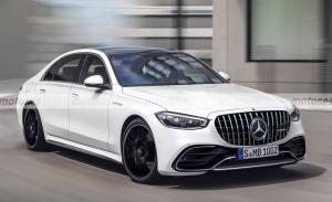 Adelantamos el nuevo Mercedes-AMG S 63e, la berlina más deportiva llega en 2022