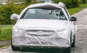 Mercedes ya tiene listo el Clase C 2021 para su debut mundial