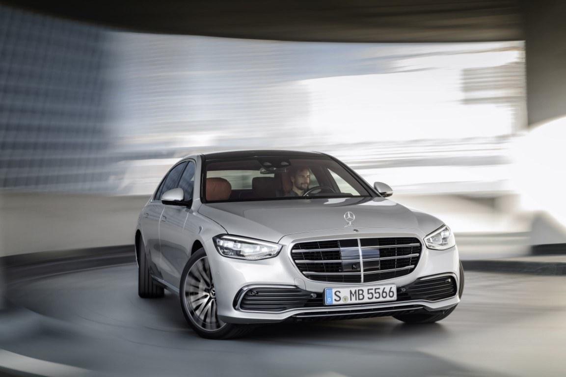 Mercedes Clase S 2021: el nuevo y tecnológico sedán de lujo alemán ya es oficial