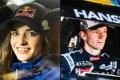 Catie Munnings y Timmy Hansen, pilotos de Andretti United en Extreme E