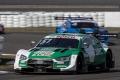 Nico Müller resiste como puede la ofensiva de Robin Frijns en Nürburgring