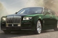 Rolls-Royce Ghost Extended 2021, espacio adicional para el cliente más exigente